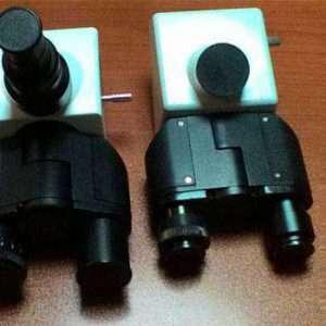 هد سه چشمی میکروسکوپ