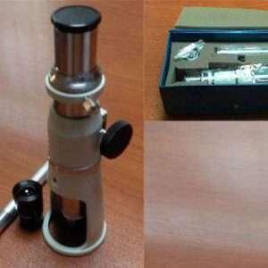 میکروسکوپ اندازه گیری