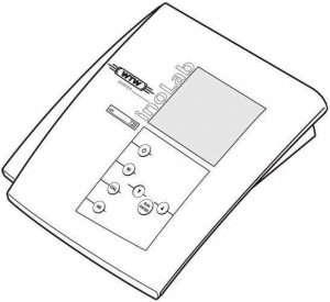 راهنمای دستگاه pH7110