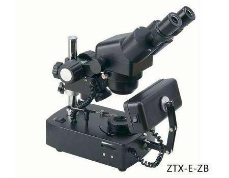 میکروسکوپ جواهرشناسی