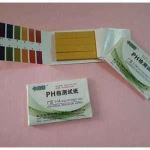کاغذ pH دفترچه ای